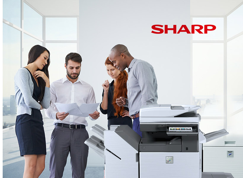 Office Equipment Solutions - Sharp